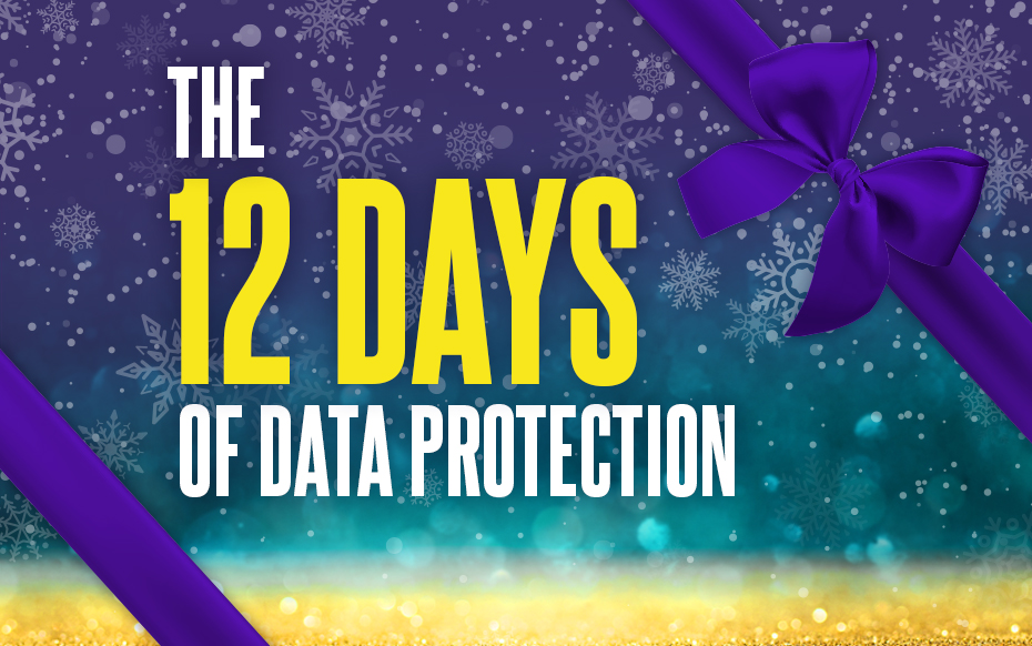 The 12 Days of Data Protection 2019 Arcserve